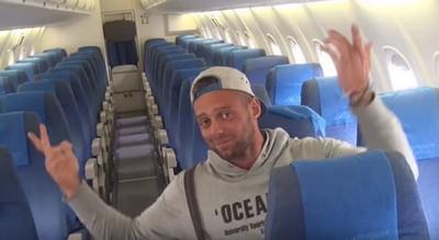 Австриец оказался единственным пассажиром самолета Philippine Airlines