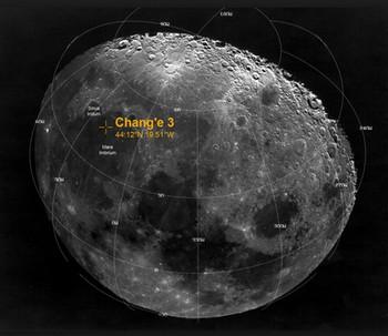 Китай отправит космический аппарат на обратную сторону Луны