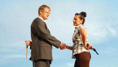 Развод как исцеляющее потрясение