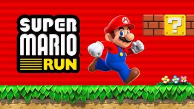 Игра Super Mario Run установила рекорд по количеству скачиваний