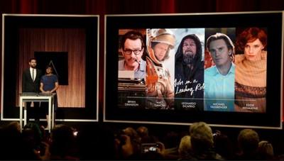 Оскар-2016: вечер гламура и извинений