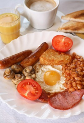 Какие завтраки предпочитают за рубежом?