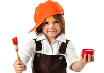 Грязнуля или чистюля - что полезнее для ребенка?