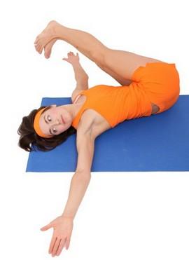 Полезные упражнения для спины и поясницы