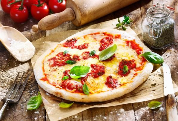 Как приготовить настоящую пиццу