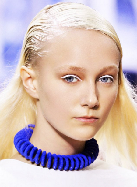 10 главных трендов в макияже сезона весна-лето 2014