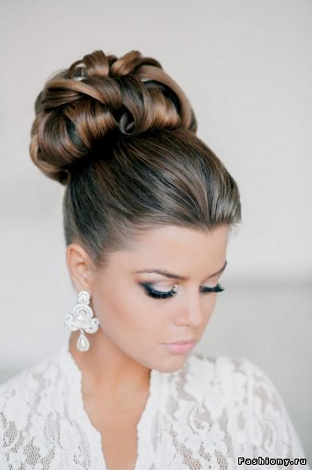 Макияж невесты - модные тенденции 2014