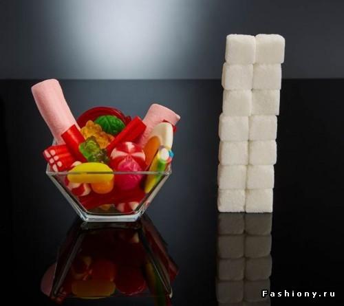 Сколько сахара содержится в различных вкусняшках?