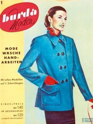 Королева моды Анна Бурда
