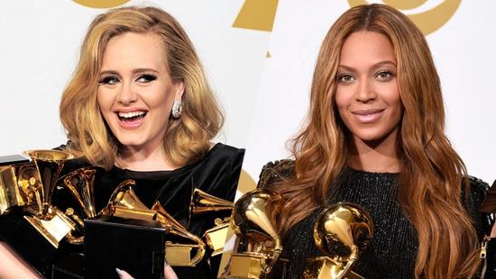 Названы лауреаты музыкальной премии Grammy 2017