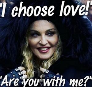 Мадонна раскритиковала Трампа и объяснила это любовью
