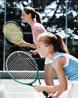 Игра с ракеткой: на пути к стройности