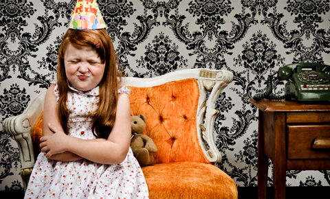 Детские капризы: что делать?