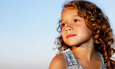 Как ухаживать за детскими волосами