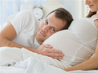 Беременность: испытание для мужчины