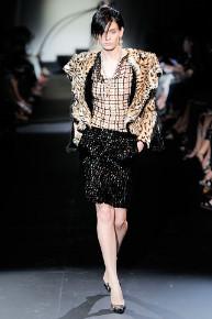 Женщина в мехах: мода 2010