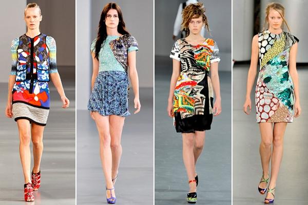 Самые яркие тренды 2012