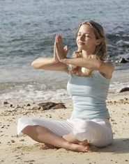 Бикрам-йога – жаркие тренировки