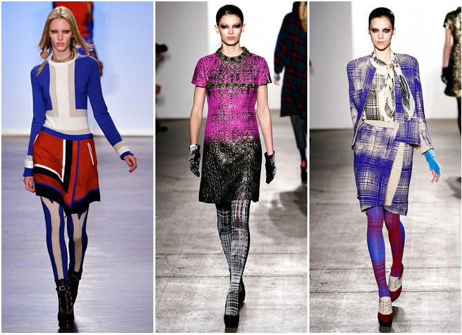 Колготки: модные идеи нового сезона
