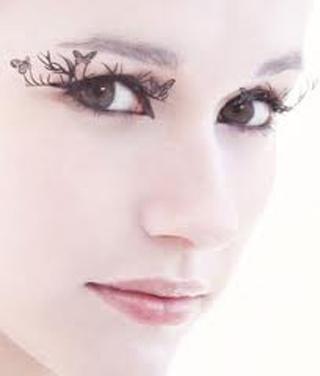 Модный макияж наступающей осени