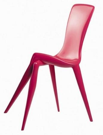Один такой близкий к человеку предмет мебели, как стул. Стул - он к…