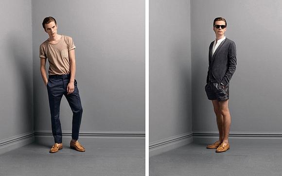 Мужской стиль осень 2011