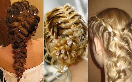 Прически 2012 года: модные тенденции