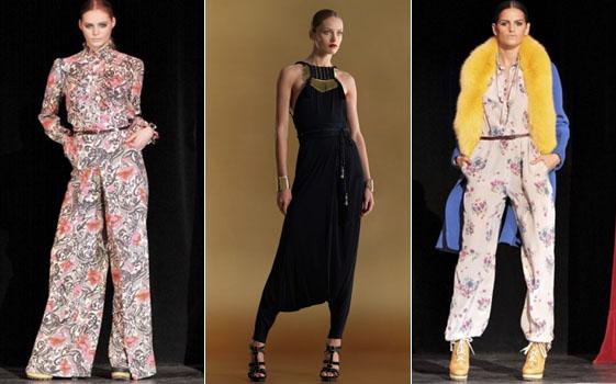 Модные комбинезоны 2012