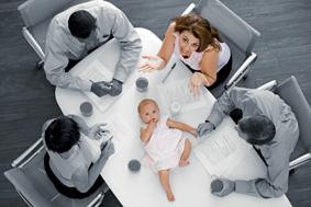 Как заработать деньги, сидя дома с ребенком?