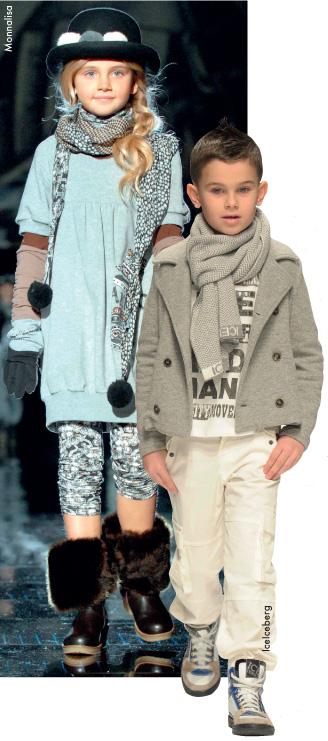 Собираем ребенка в школу: одежда
