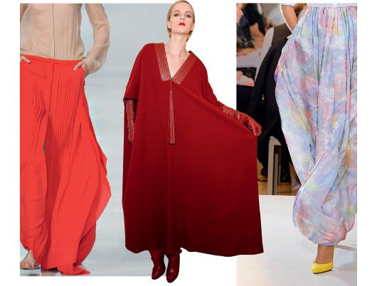 Модная осень - продолжение лета