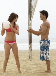 Пляжный спорт