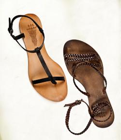 Сандалии - модный тренд лета