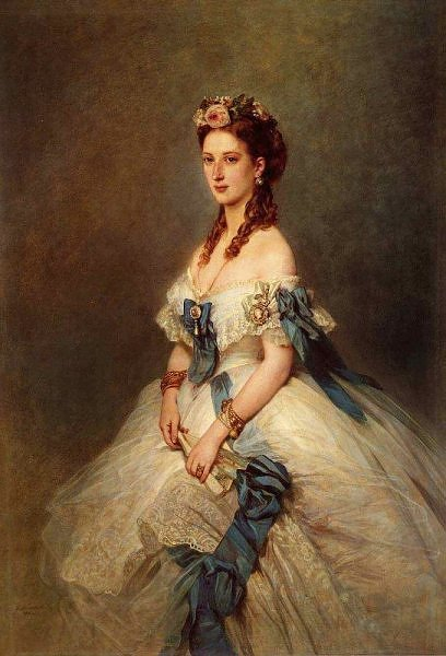 Alexandra, Princess of Denmark, Princess of Walles, 1864