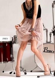 Неугомонная юбка
