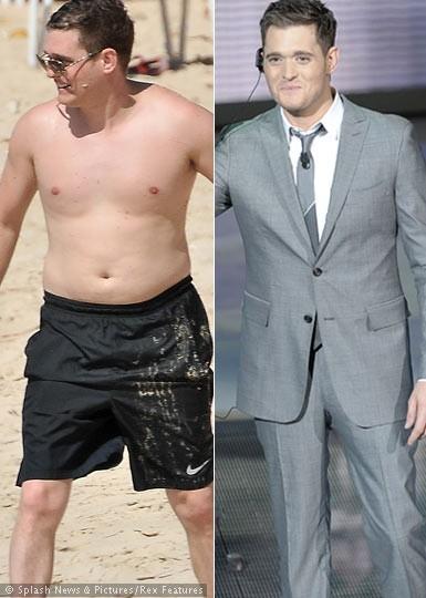 Знаменитые мужчины: что скрывается под одеждой и годами?