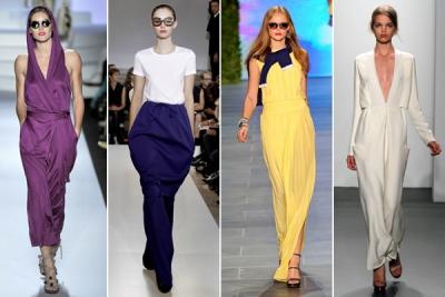 Шесть самых актуальных модных тенденций 2011