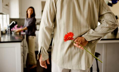 5 причин подарить цветы