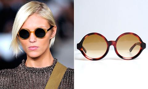 Солнцезащитные очки 2010