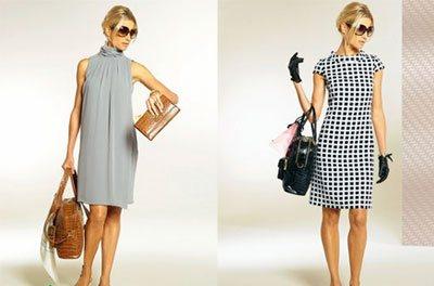 Платье для деловой женщины
