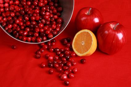 Прекрасные красные