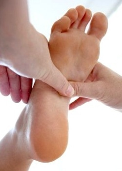 Как снять усталость ног?