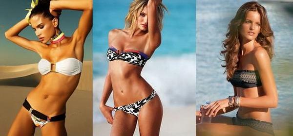 Весна-лето 2011: самые модные купальники