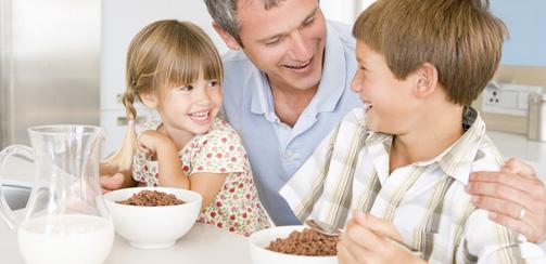 Идеальный завтрак для детей