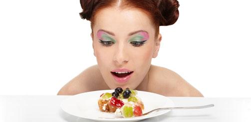 О пользе десерта замолвите слово...