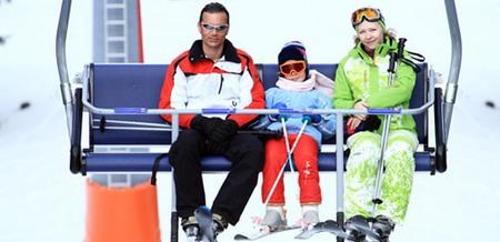 Брать ли ребенка на горнолыжный курорт?