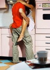 Секс начинается с кухни