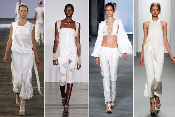 Главные модные тенденции 2011 года