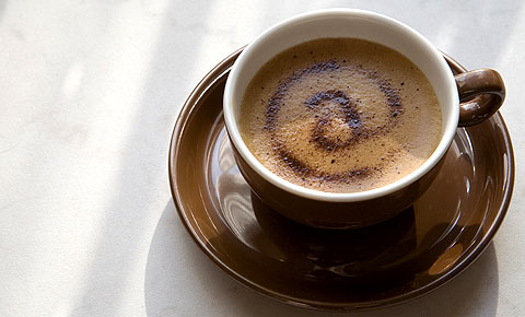 Идеальный кофе - идеальная ты