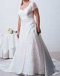 Свадебное платье ХХL